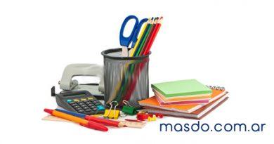 MASDO Material escolar y para Oficinas, Mendoza